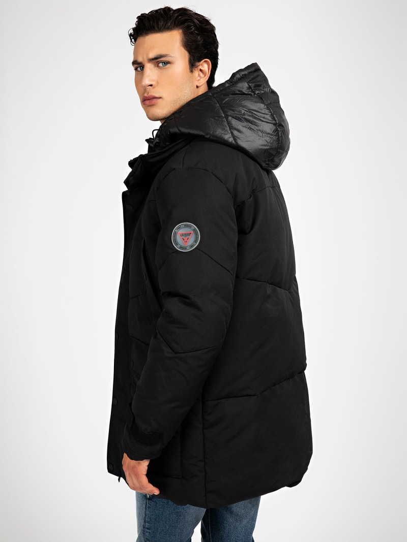 PARKA CAPUCHE OUATINEE image number 2