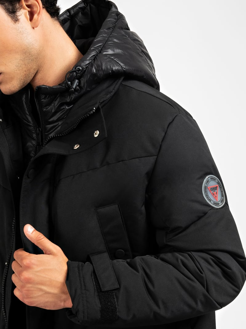 PARKA CAPUCHE OUATINEE image number 3