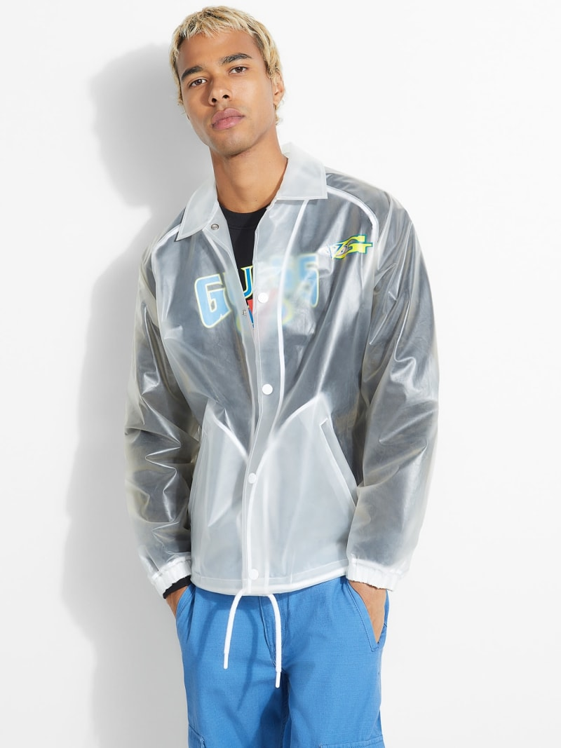 CHAQUETA IMPERMEABLE J BALVIN image number 0