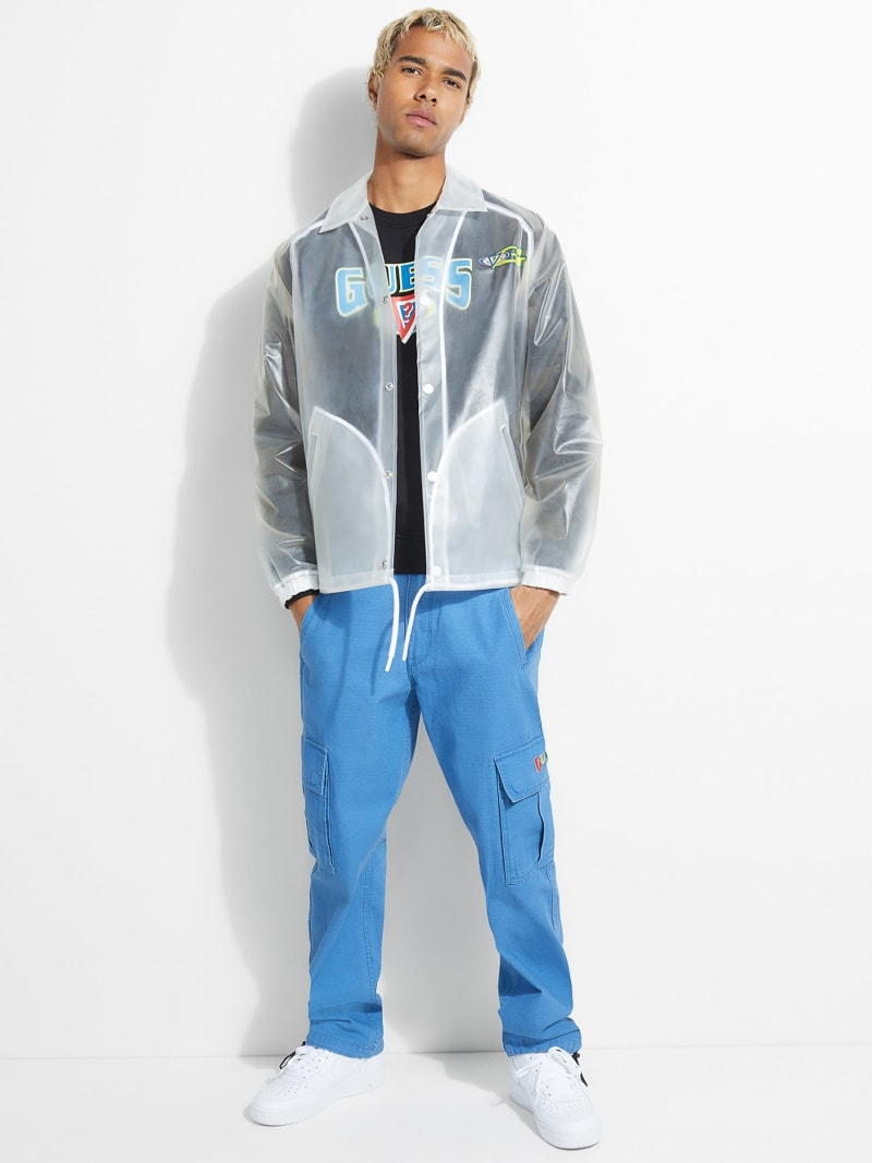 CHAQUETA IMPERMEABLE J BALVIN image number 1
