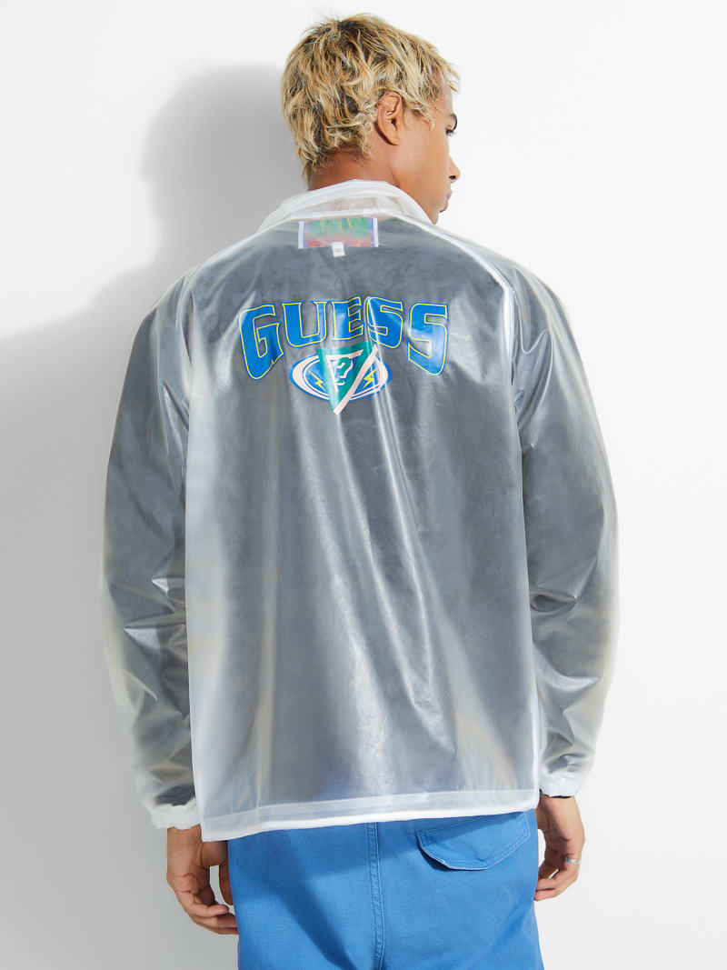 CHAQUETA IMPERMEABLE J BALVIN image number 3