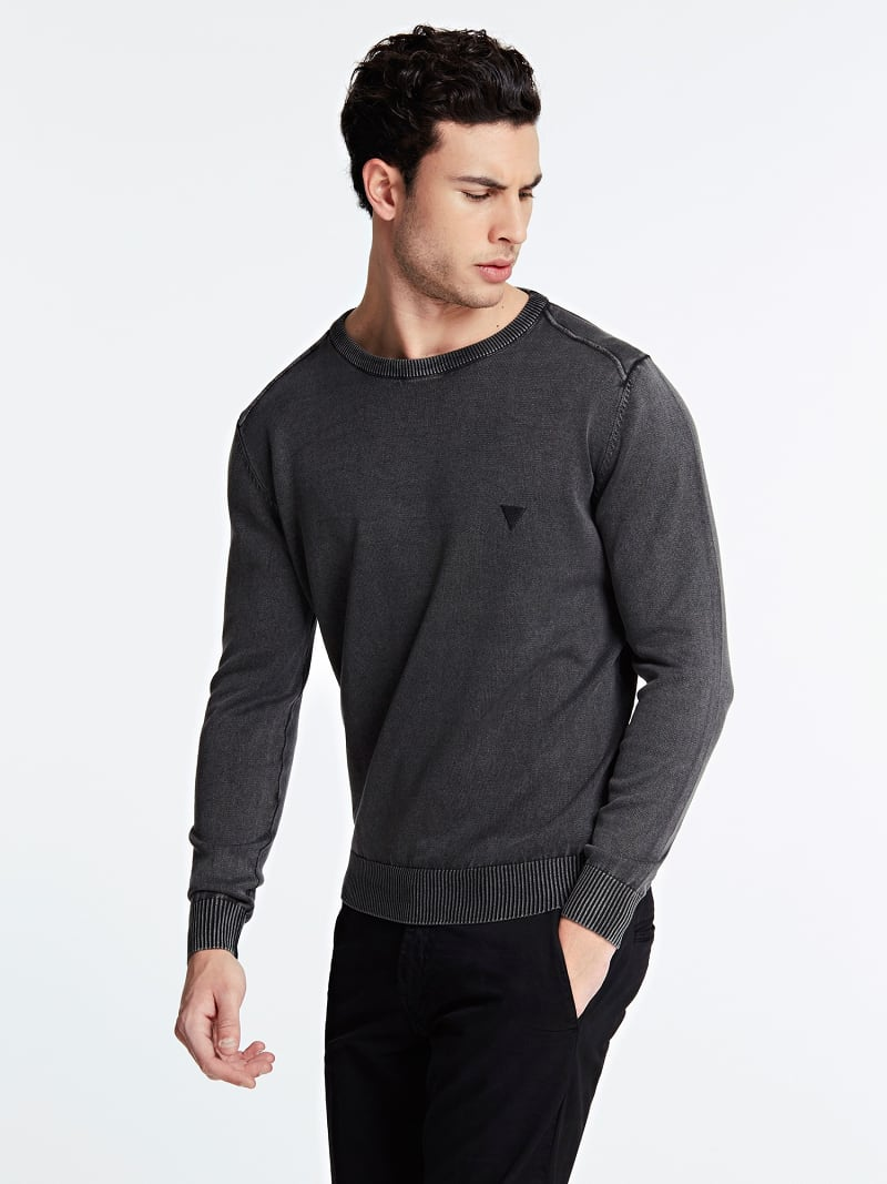 COTTON SWEATER image number 0