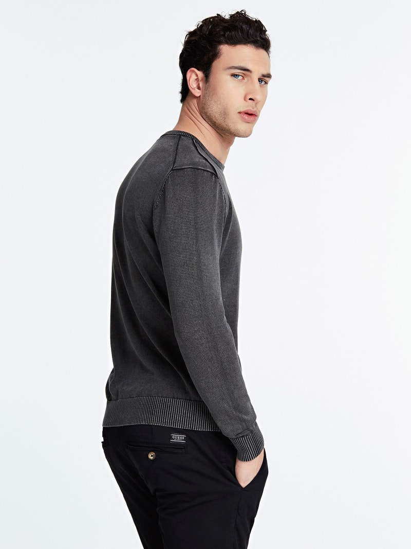PULLOVER BAUMWOLLE image number 2