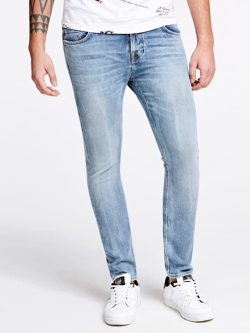 SUPER SKINNY FIT JEANS image number 0