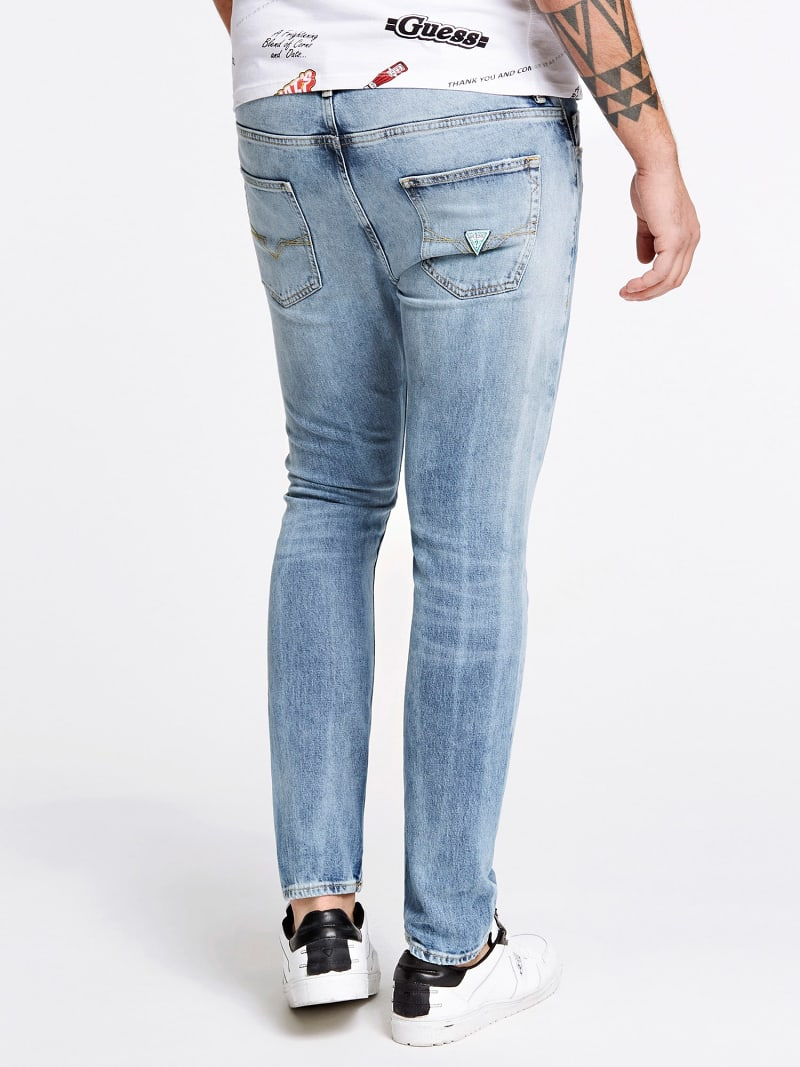 SUPER SKINNY FIT JEANS image number 2