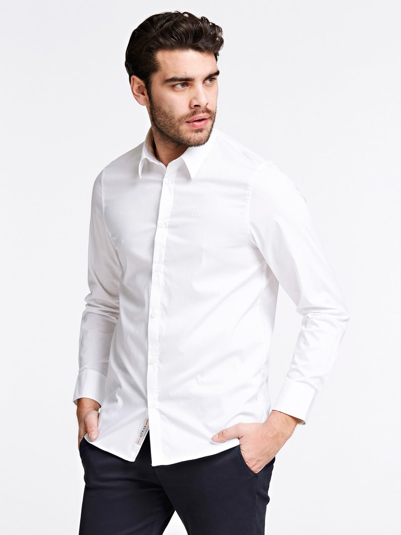 SLIM FIT SHIRT image number 0