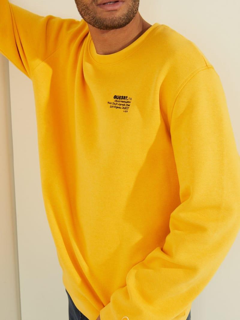 COTTON BLEND SWEATSHIRT image number 1