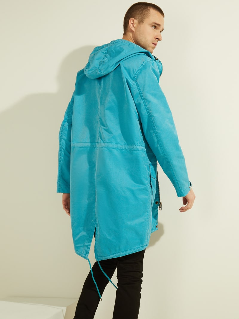 PARKA FRONT POCKETS image number 3