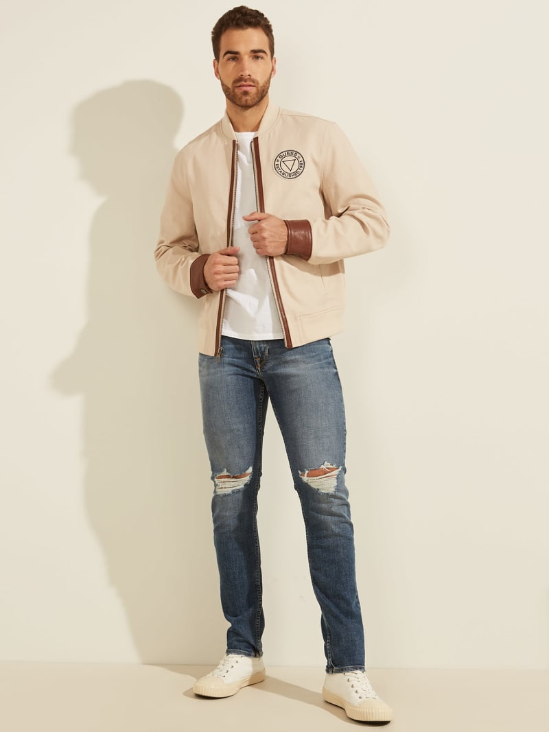COTTON BOMBER image number 1