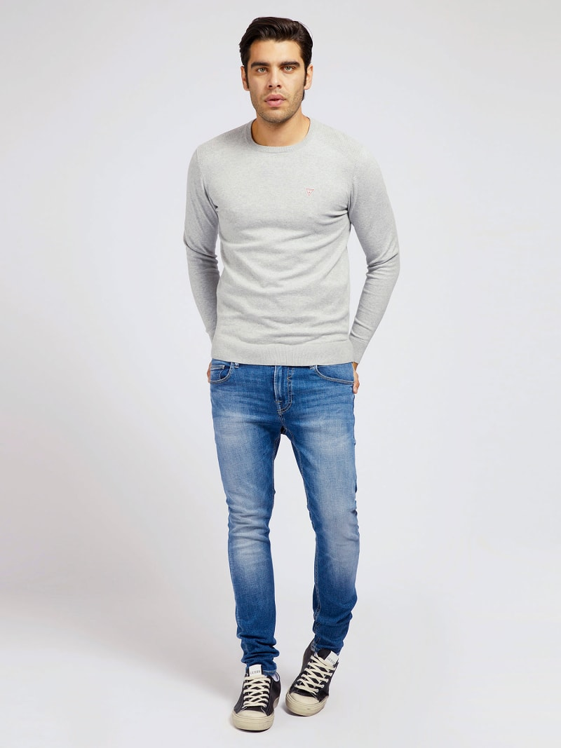 SUPER SKINNY FIT DENIM PANT image number 1