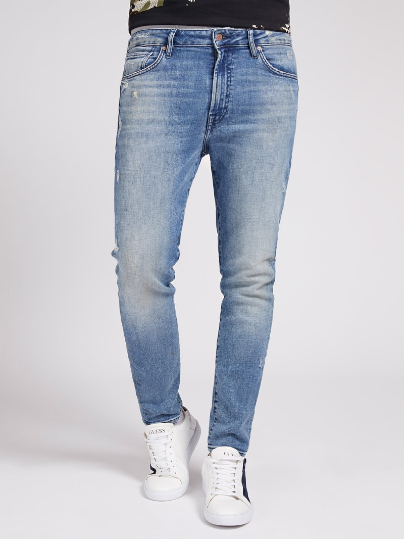 SUPER SKINNY FIT DENIM PANT image number 0