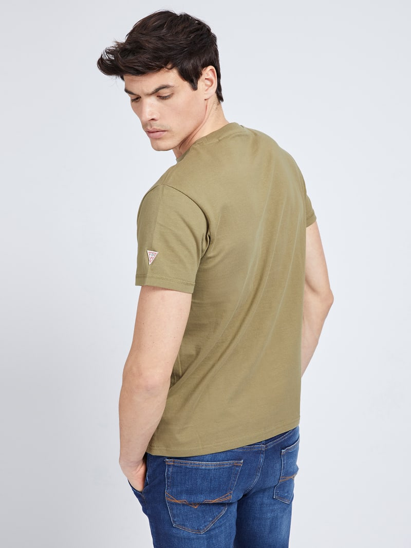 EMBROIDERY T-SHIRT image number 2