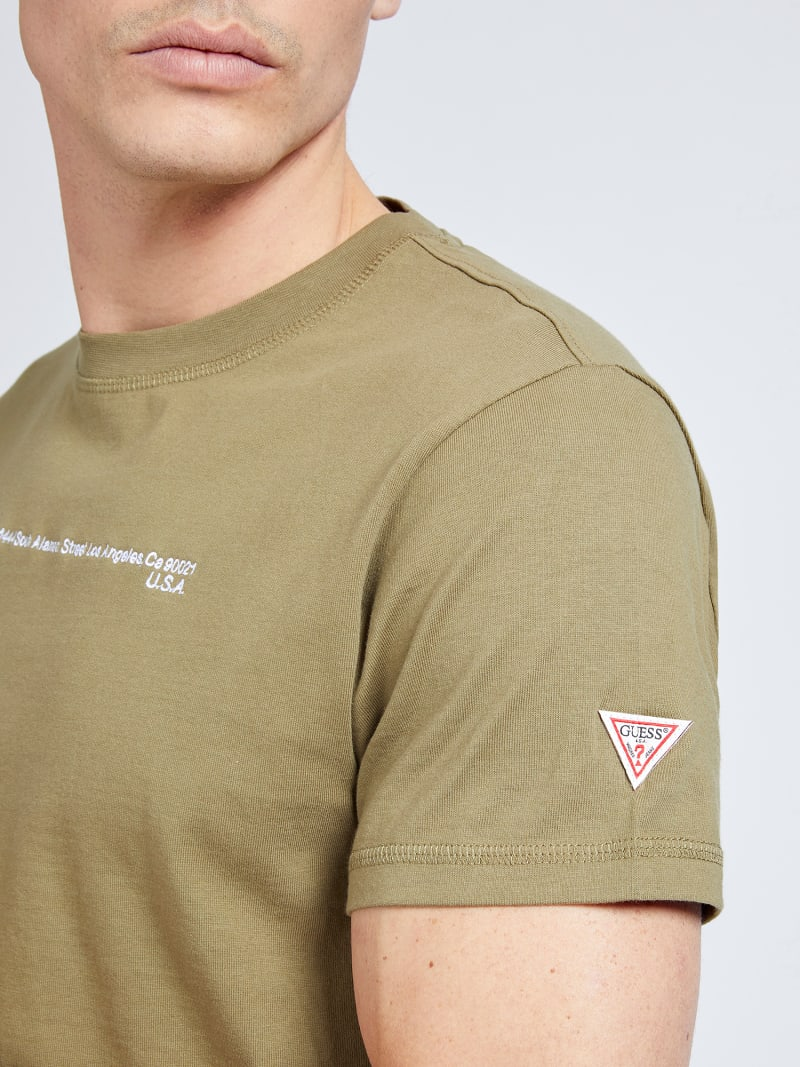 EMBROIDERY T-SHIRT image number 3