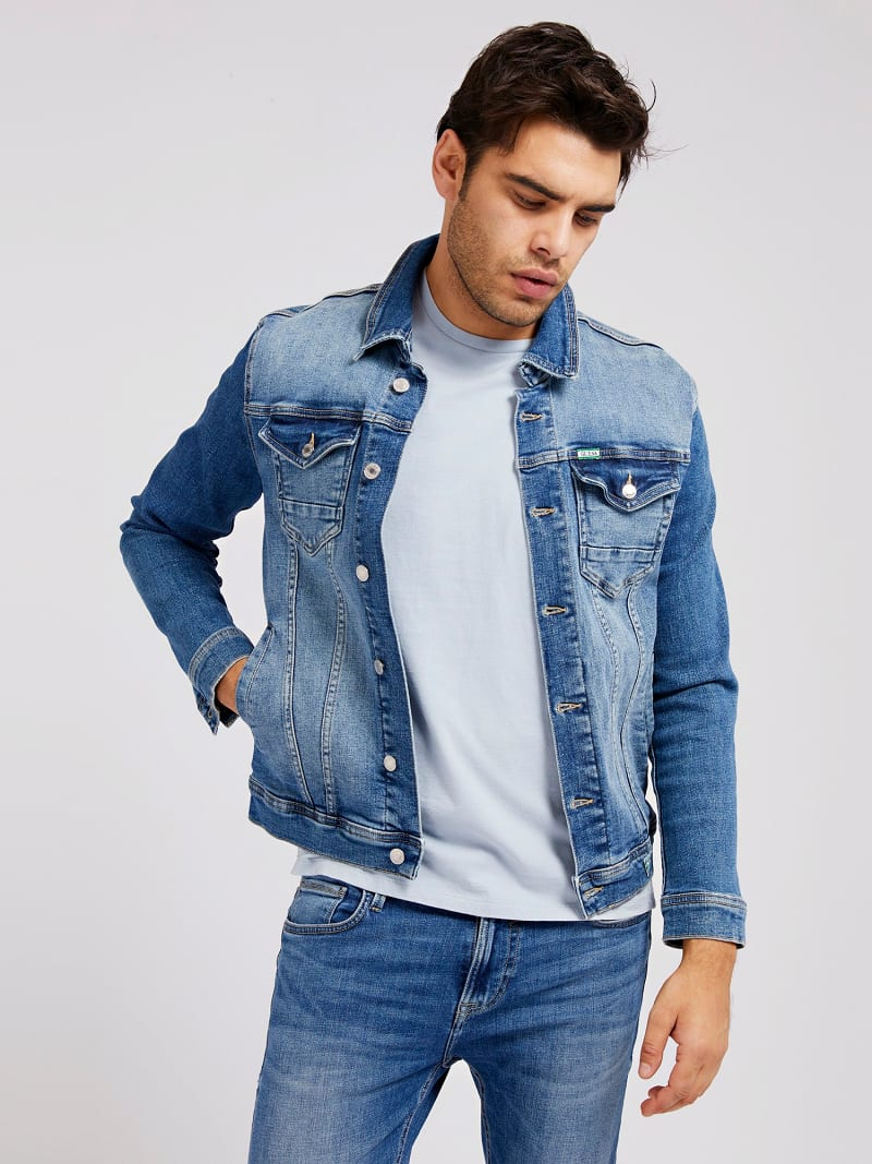 DENIM JACKET image number 0
