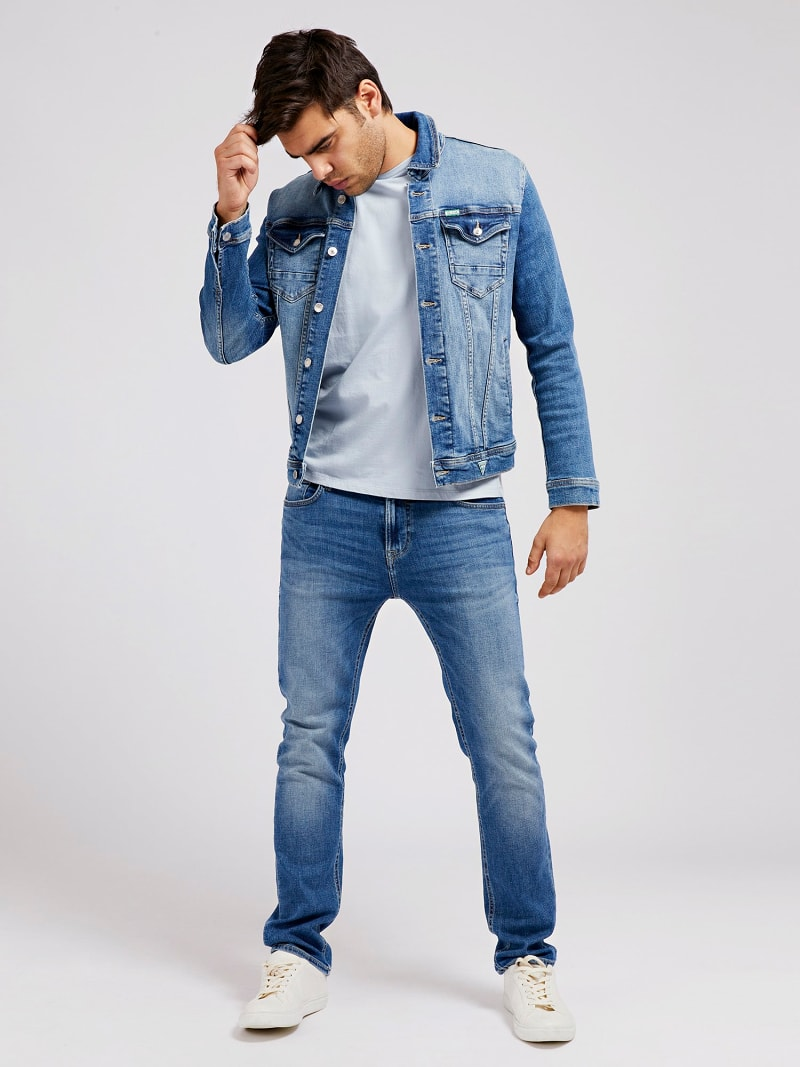 DENIM JACKET image number 1