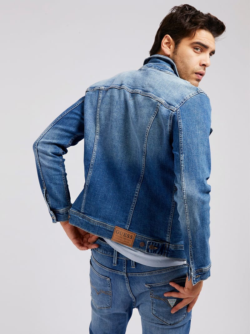 DENIM JACKET image number 2