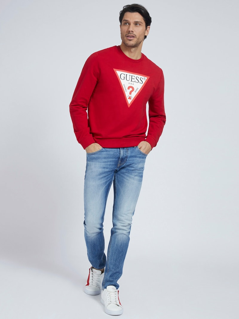 TRIANGLE LOGO SWEATSHIRT image number 1