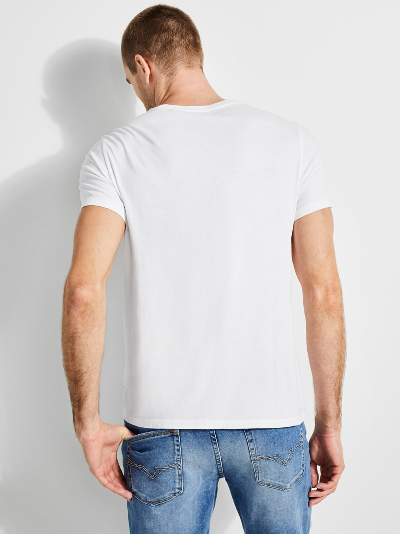 PRINTED FRONT T-SHIRT image number 3