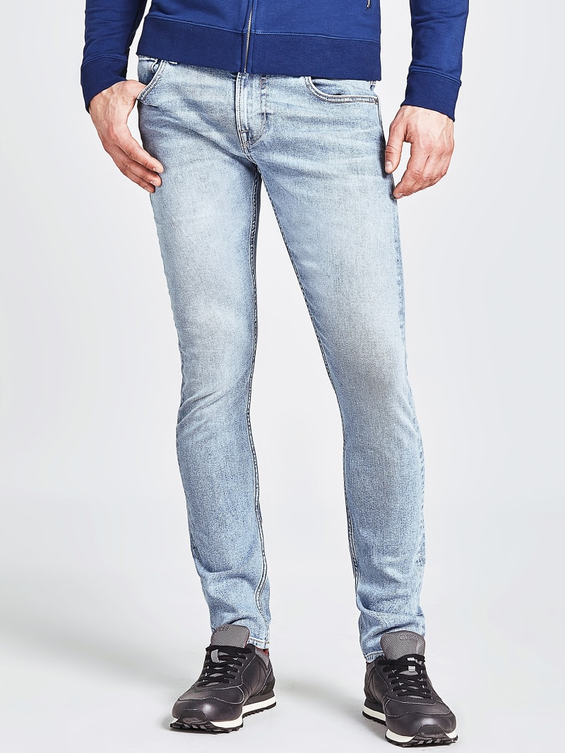 CLASSIC SLIM JEANS image number 0