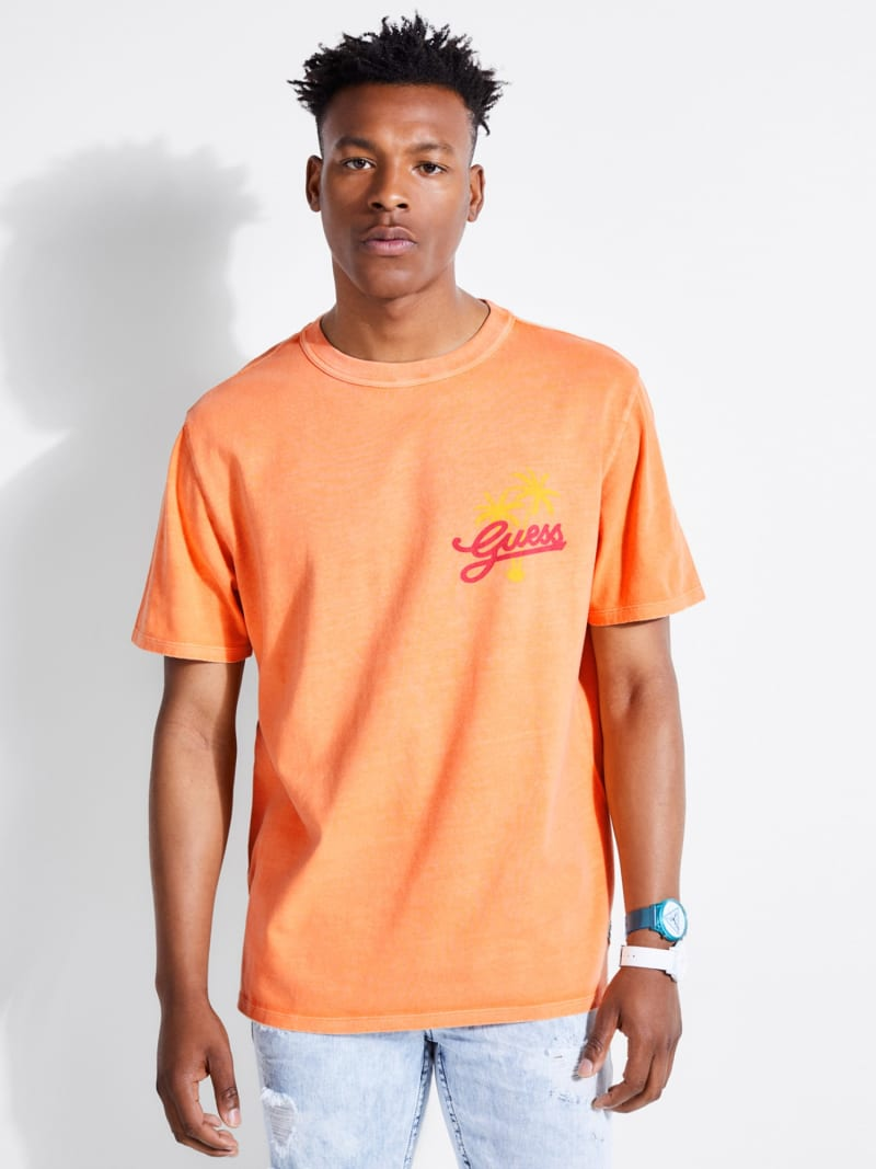 PALM LOGO PRINT T-SHIRT  image number 0
