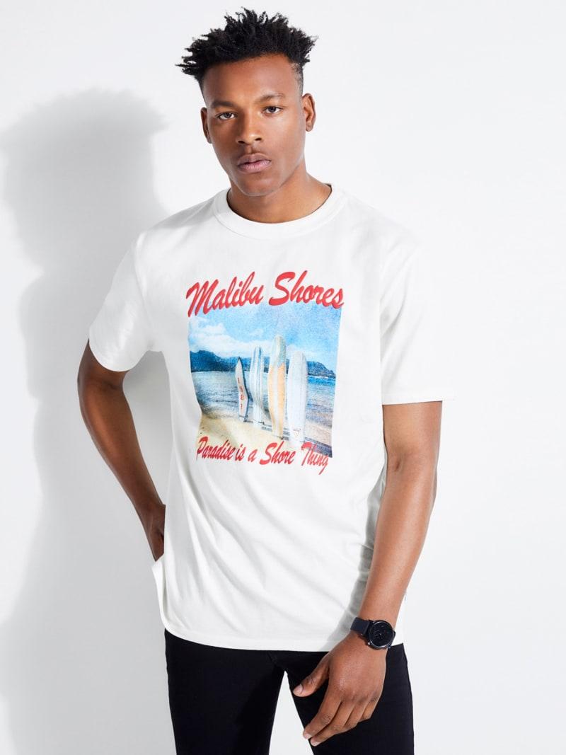 MALIBU PRINT T-SHIRT image number 0