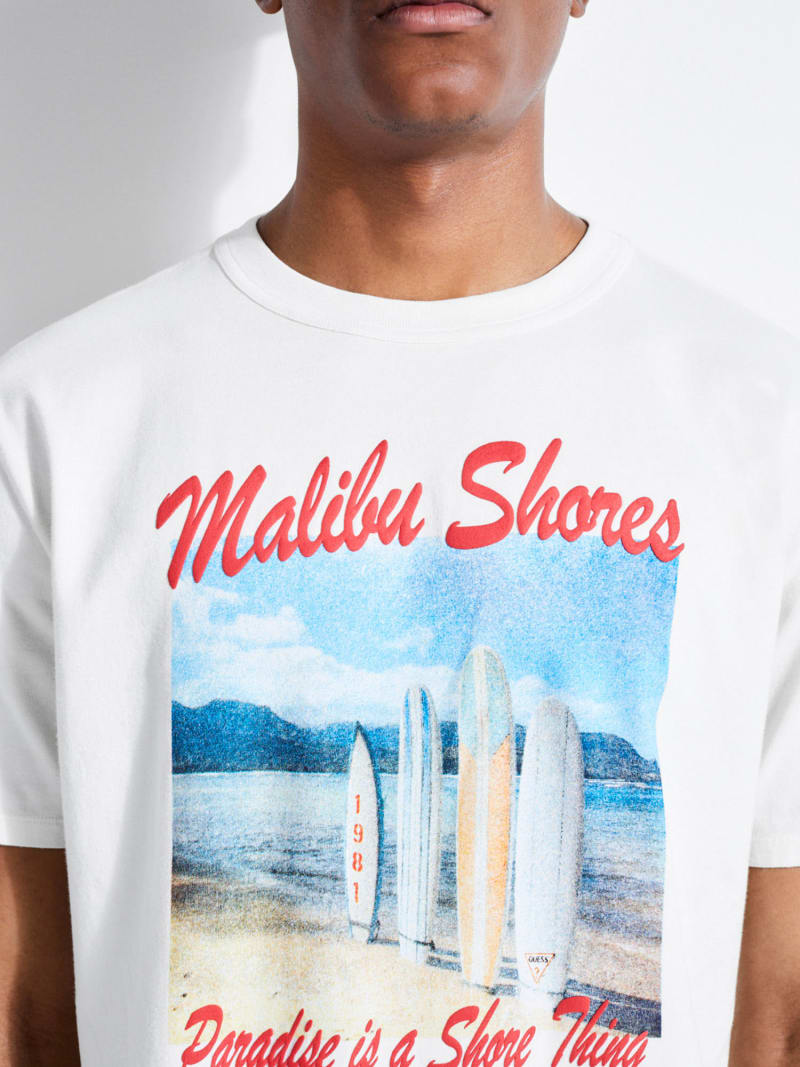 MALIBU PRINT T-SHIRT image number 2
