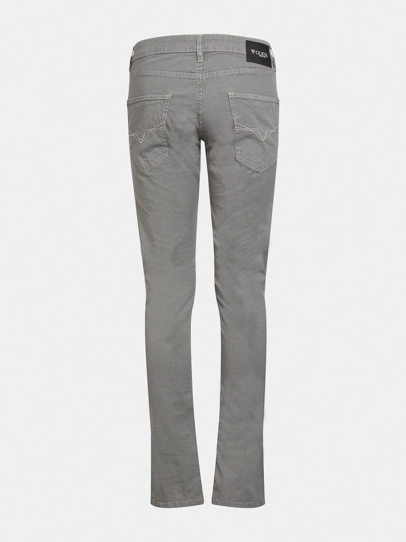 ZIPPER SKINNY FIT PANT image number 1