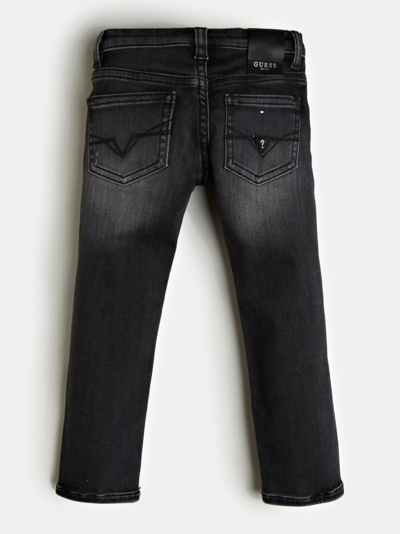 SKINNY FIT DENIM PANT image number 3