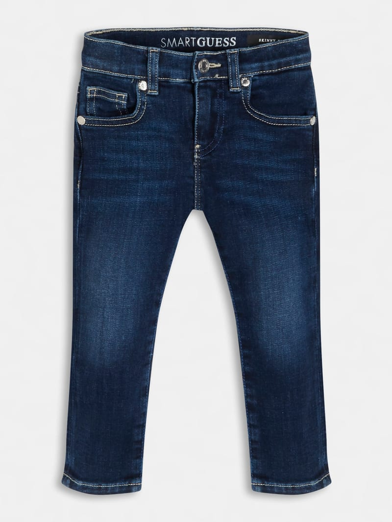 SKINNY FIT DENIM PANT image number 0