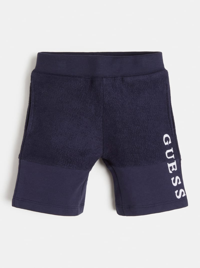 TERRY SHORTS LOGO SEITLICH image number 0