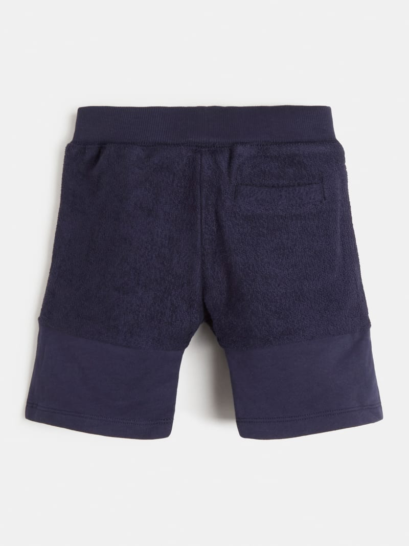 TERRY SHORTS LOGO SEITLICH image number 1