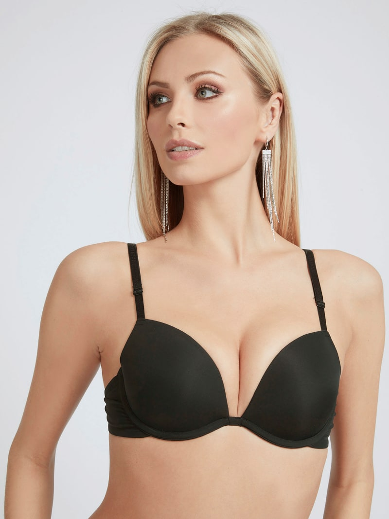 BRA WITH LOGO DETAIL image number 0