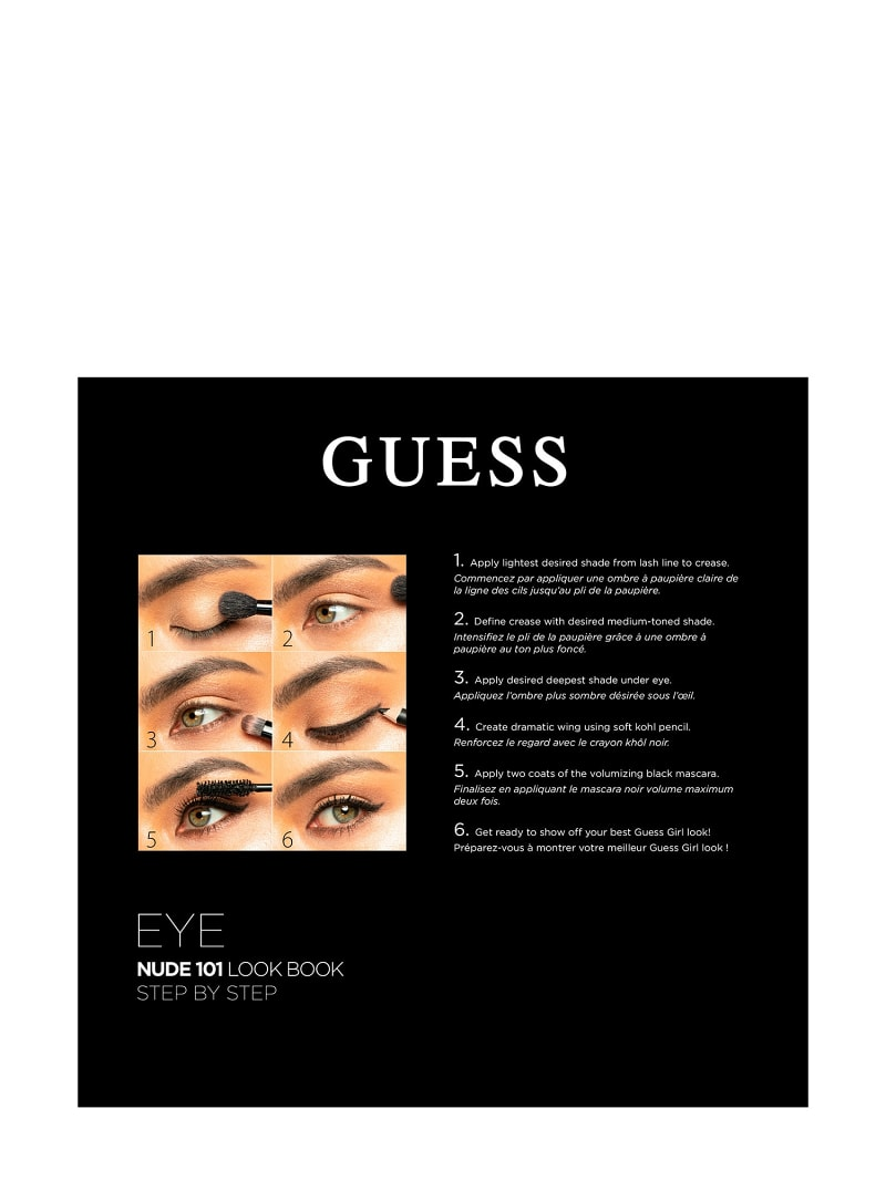 GUESS NUDE EYE PALETTE image number 2