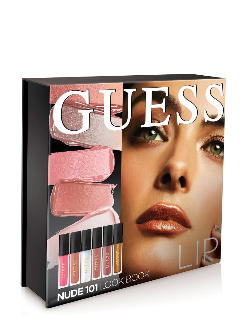 GUESS PALETTE LIPPEN-MAKE-UP NUDE image number 0