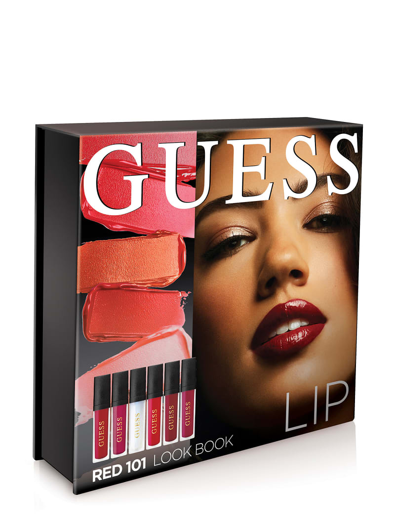 GUESS RED LIP PALETTE image number 0