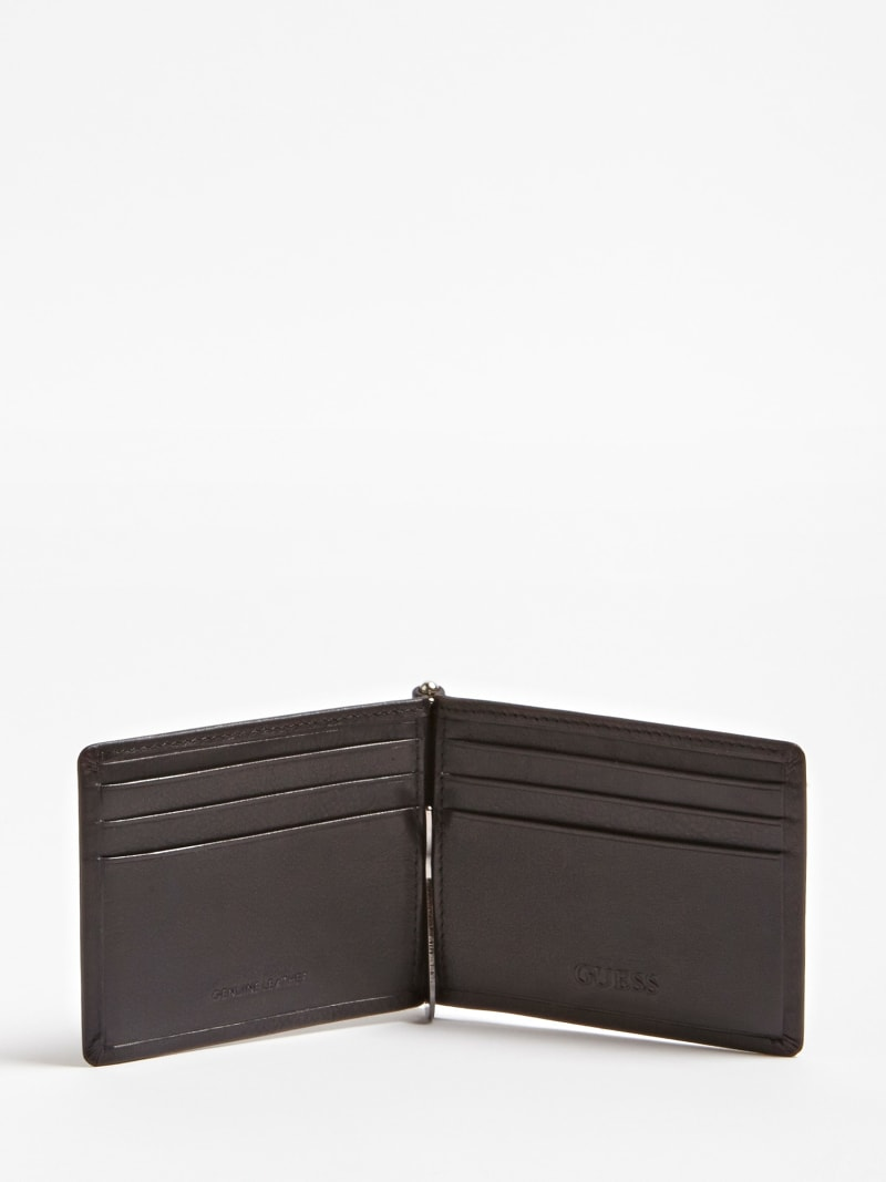 NEW BOSTON REAL LEATHER WALLET image number 2
