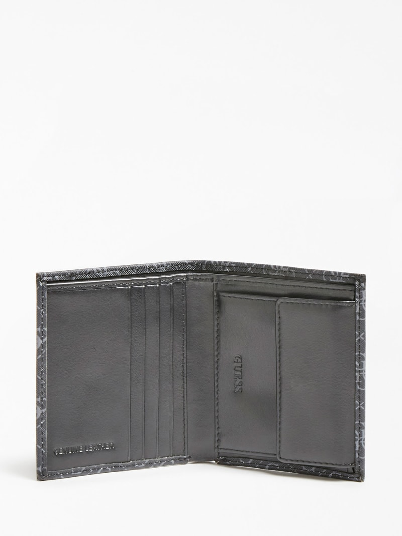 VEZZOLA LOGO MINI WALLET image number 2