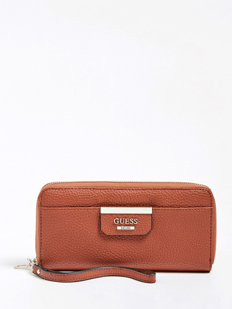sudovest Condividere così  BOBBI WALLET LONG PULL-TAB   Guess Official Online Store