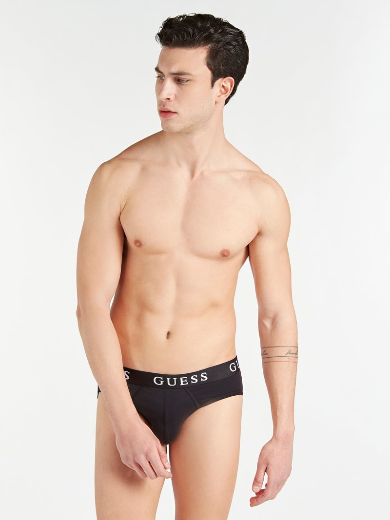 LOGO ELASTIC TAPE BRIEF image number 0