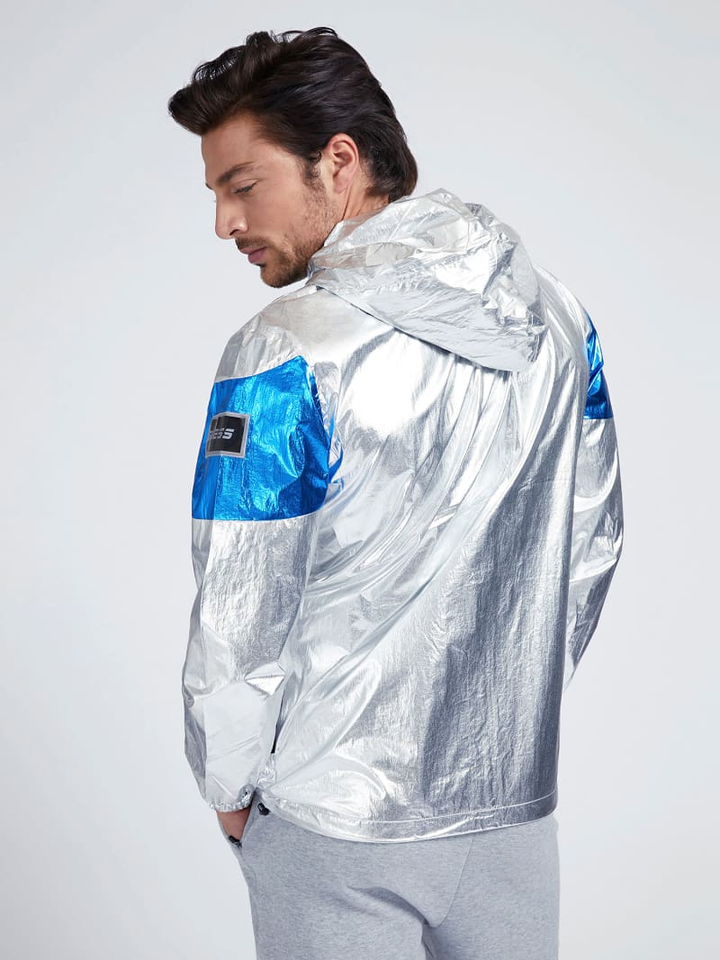COLOR BLOCK JACKET image number 2