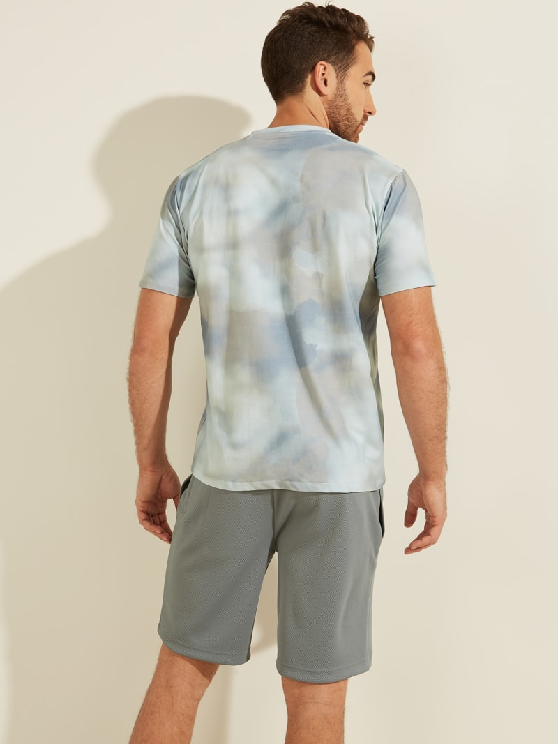 T-SHIRT ALL-OVER PRINT image number 3