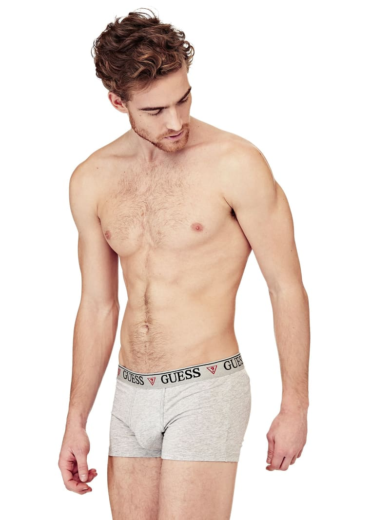 HERO STRETCH COTTON LOGO BOXERS image number 0