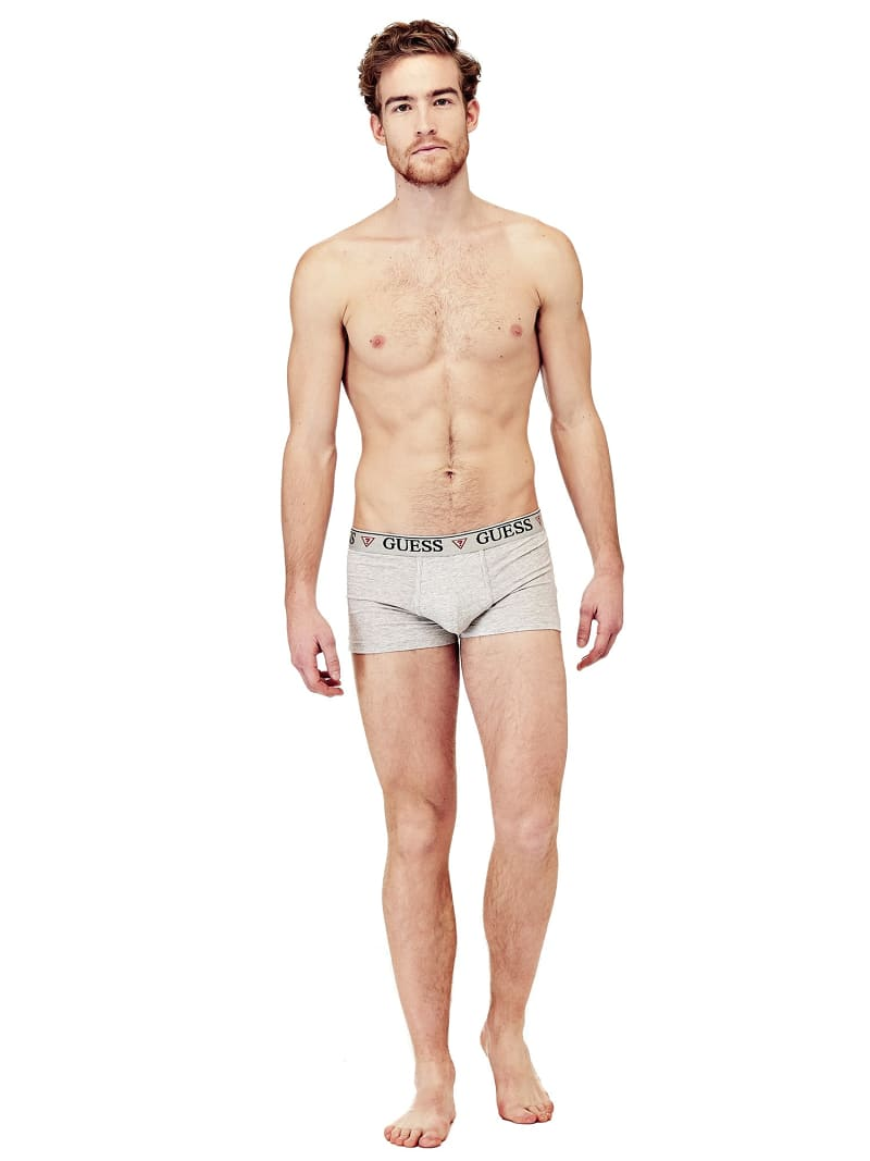 HERO STRETCH COTTON LOGO BOXERS image number 1
