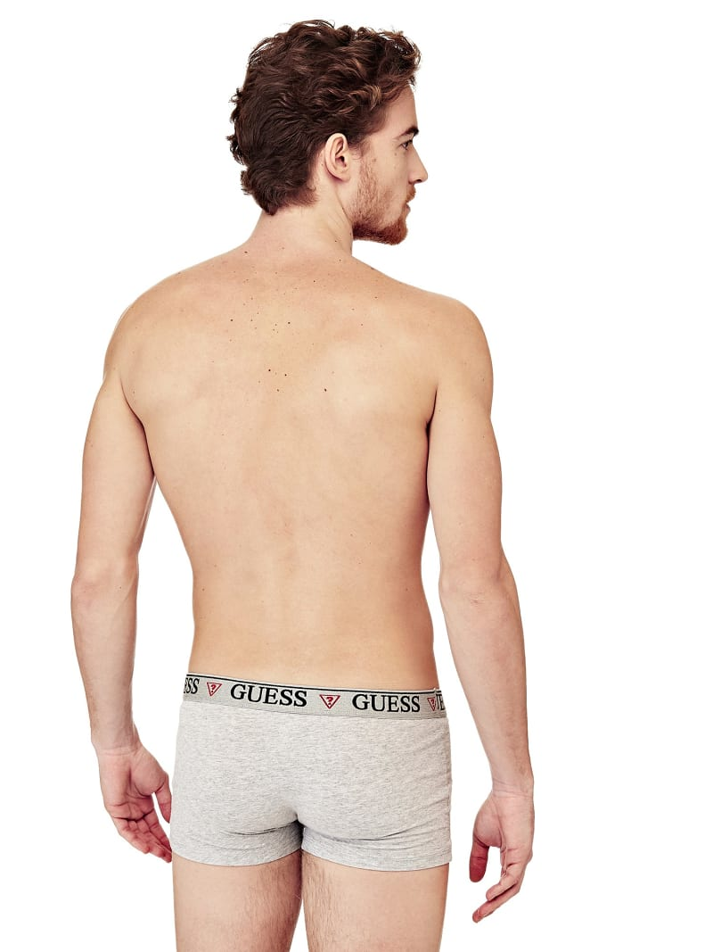 HERO STRETCH COTTON LOGO BOXERS image number 2