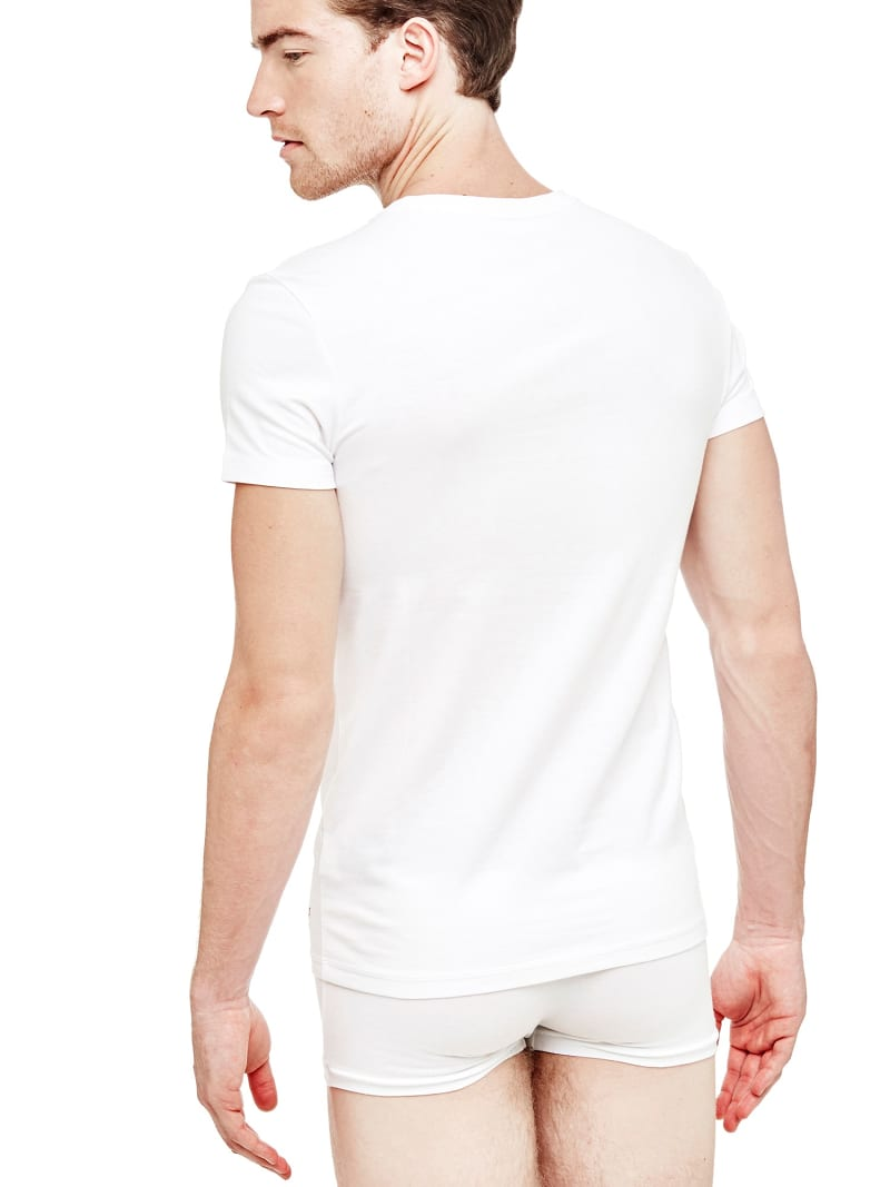 PACK 2 STRETCH COTTON T-SHIRT HERO image number 1
