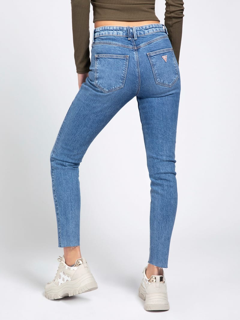 JEANS SKINNY  RICAMO  image number 2