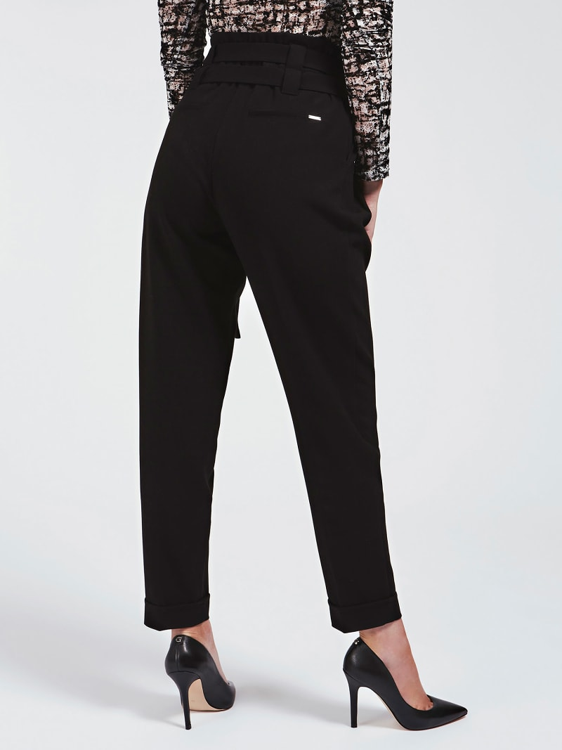 CARGO FIT BELTED PANT image number 1