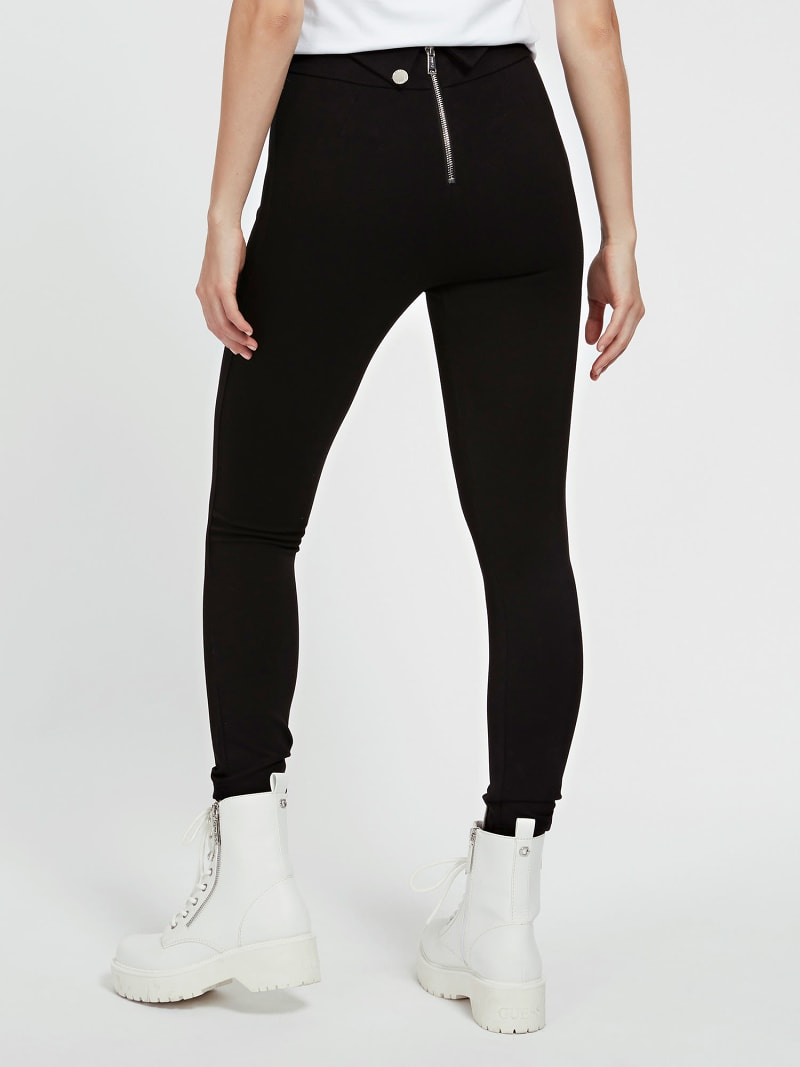 PONTE KNIT LEGGING image number 2