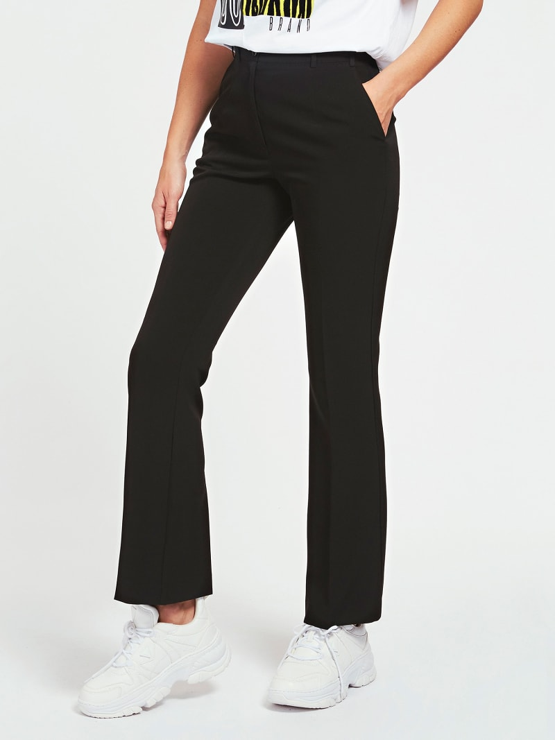 CREPE STRETCH PANT image number 0