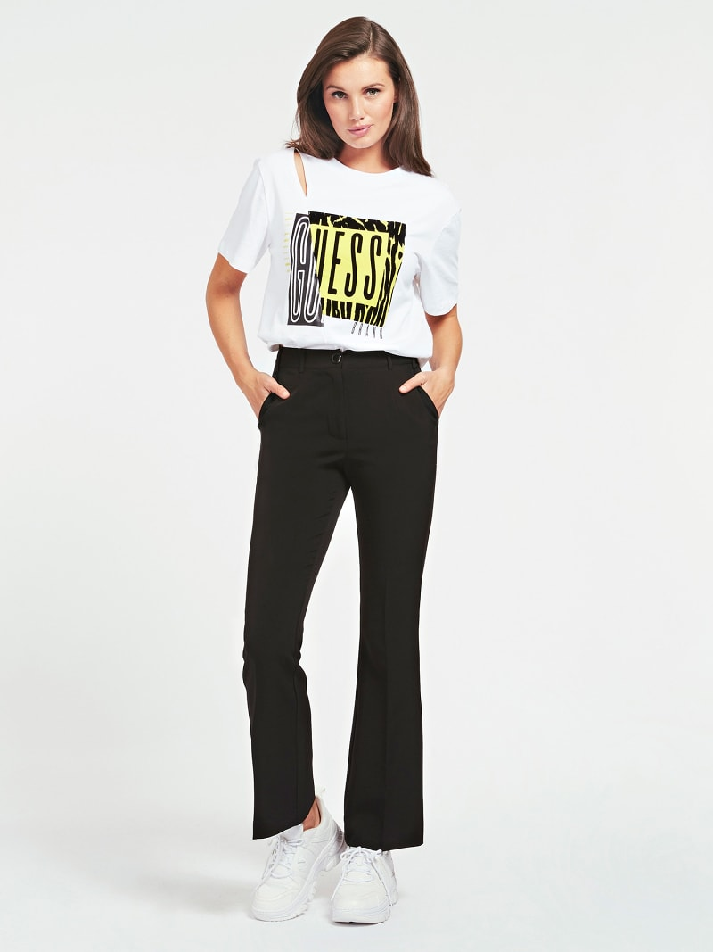CREPE STRETCH PANT image number 1